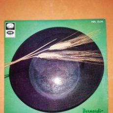 Discos de vinilo: PEPE PINTO. TRIGO LIMPIO. LA VOZ DE SU AMO EMI .1958. Lote 245646350