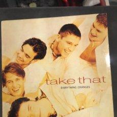Discos de vinilo: TAKE THAT LP DE 1.993. Lote 245647150