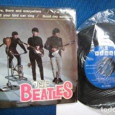 Discos de vinilo: BEATLES SINGLE EP EDITADO POR EMI ODEON ESPAÑA ORIGINAL EPOCA CONJUNTO BEAT AÑOS 60. Lote 245649515