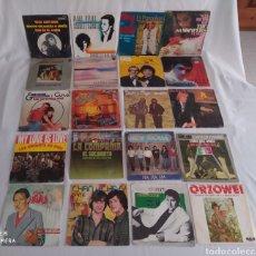 Discos de vinilo: LOTE DE 20 DISCOS 45 RPM.. Lote 245653555