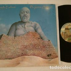Discos de vinilo: CHARLES EARLAND AND ODYSSEY - THE GREAT PYRAMID 76, 1º LP, GREAT SOUL JAZZ FUSION, ORG USA EDT, EX. Lote 245718295