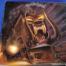 Discos de vinilo: MOTORHEAD - ORGASMATRON LP SPAIN 1986. Lote 245721945