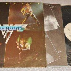 Discos de vinilo: LP VAN HALEN // EDICION ESPAÑOLA AÑO 1978 // CONTIENE ENCARTE. Lote 245724905