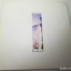 Disques de vinyle: MOVEMENT NEW HARBOURS VINILO BLANCO. Lote 245733765