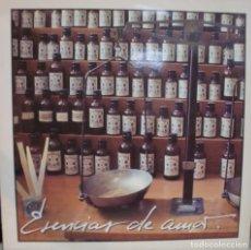 Discos de vinilo: ESENCIAS DE AMOR - JULIO IGLESIAS + AUTE + LUCIO DALLA + CLAUDIO BAGLIONI + ALAIN BARRIERE LP 1989 S. Lote 245738635