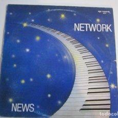 "Discos de vinilo: NETWORK (10) - NEWS (12""). Lote 245741465"