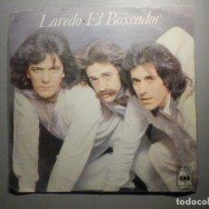 Discos de vinilo: LAREDO - EL BOXEADOR - SUDAMERICA - CBS - 1978. Lote 245746115