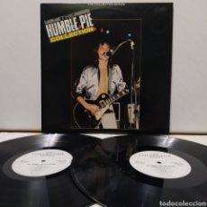 Discos de vinilo: HUMBLE PIE - THE HUMBLE PIE COLLECTION 1985 ED UK GATEFOLD. Lote 245746365