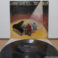 Discos de vinilo: JORDI SABATES / TOTI SOLER - IDEM 1973 ED ESPAÑOLA. Lote 245746405