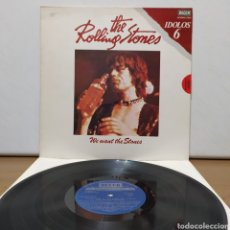 Discos de vinilo: THE ROLLING STONES - WE WANT THE STONES 1978 ED ESPAÑOLA. Lote 245746615