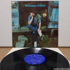 Discos de vinilo: RINGO STARR - BEAUCOUPS OF BLUES 1970 ED ESPAÑOLA GATEFOLD. Lote 245746640