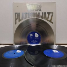 Discos de vinilo: WAR - PLATINUM JAZZ 1977 ED USA GATEFOLD. Lote 245746800
