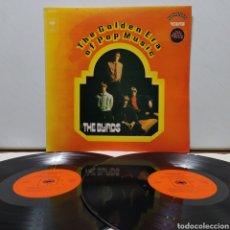 Discos de vinilo: THE BYRDS - THE GOLDEN ERA OF POP MUSIC 1973 ED HOLANDESA GATEFOLD. Lote 245746835