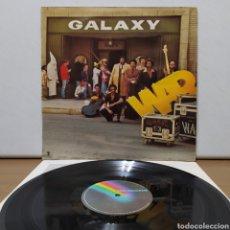 Discos de vinilo: WAR - GALAXY 1977 ED HOLANDESA. Lote 245746900