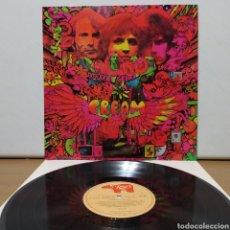 Discos de vinilo: CREAM - DISRAELI GEARS 1980 ( 1967 ) ED ESPAÑOLA. Lote 245747415