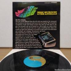 Discos de vinilo: ERIC BURDON & THE ANIMALS - WINDS OF CHANGE 1980 ( 1967 ) ED ESPAÑOLA GATEFOLD. Lote 245747435