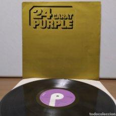 Discos de vinilo: DEEP PURPLE - 24 CARAT PURPLE 1975 ED HOLANDESA. Lote 245747540