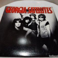 Discos de vinilo: GEORGIA SATELLITES -GEORGIA SATELLITES- (1986) LP DISCO VINILO. Lote 245748770