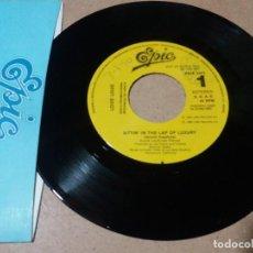 Discos de vinilo: LOUIE LOUIE / SITTIN IN THE LAP OF LUXURY / SINGLE 7 PULGADAS. Lote 245756620