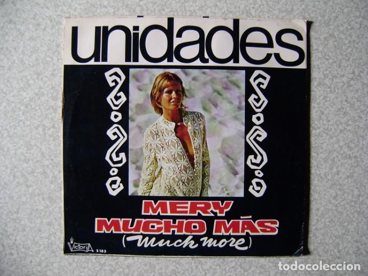 Discos de vinilo: UNIDADES.MERY-MUCHO MAS (MUCH MORE)...EX...ROCK PSYCH - Foto 2 - 245766690