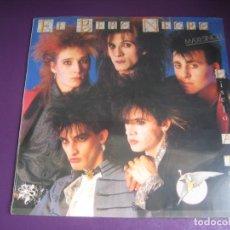 Discos de vinilo: EL BESO NEGRO – DÍSELO A TODOS - MAXI SINGLE RCA 1986 - GLAM ROCK SYNTH 80'S - LARSEN - MCNAMARA. Lote 245782840