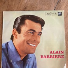 Discos de vinilo: VINILO LP / ALAIN BARRIERE. Lote 245783895