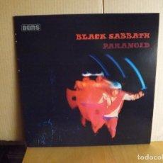 Discos de vinilo: BLACK SABBATH ----- PARANOID. Lote 245787200