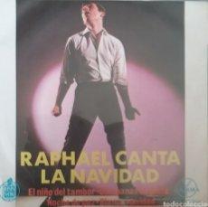 Discos de vinilo: RAPHAEL. EP. SELLO GAMMA /HISPAVOX. EDITADO EN MEXICO.. Lote 245880535