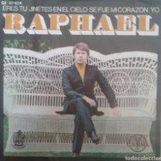 Discos de vinilo: RAPHAEL. EP . SELLO GAMMA/ HISPAVOX. EDITADO EN MÉXICO. Lote 245882430