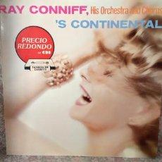 Discos de vinil: RAY CONNIF, SU ORQUESTA Y COROS. EL CONTINENTAL. TICO-TICO. LAS ROCAS BLANCAS. Lote 245886115