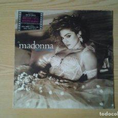Discos de vinilo: MADONNA -LIKE A VIRGIN - LP (COPIA PROMOCIONAL ) ED. ESPAÑOLA 1984 92 5181-1 MUY BUENAS CONDICIONES. Lote 245888960