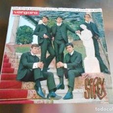 Discos de vinilo: SIREX, LOS, EP, CIAO AMIGO + 3 , AÑO 1964. Lote 245909020