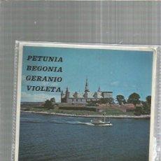 Discos de vinilo: MESIE BATO PETUNIA/BEGONIA/GERANIO/VIOLETA EP 1975 FUNK. Lote 245916365