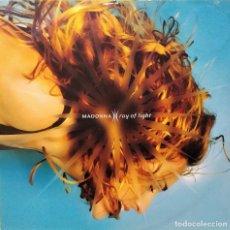 Discos de vinilo: MADONNA - RAY OF LIGHT, MAXI, EU 1998, 4 TEMAS, MAVERICK – W0444T (EX_VG+). Lote 245922900