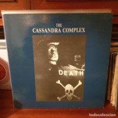 Discos de vinilo: THE CASSANDRA COMPLEX / FEEL THE WIDTH / GATEFOLD / DOBLE ALBUM / IT AGAIN SAM RECORDS 1987. Lote 245923170