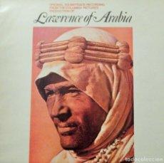 Discos de vinilo: MAURICE JARRE LP VINILO * LAWRENCE OF ARABIA ORIGINAL SOUNDTRACK * LEGACY * PRECINTADO!!. Lote 245926705