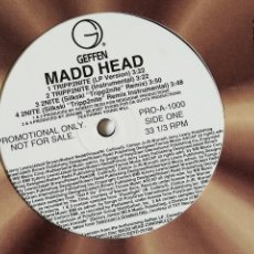 Discos de vinilo: MADD HEAD - TRIPP2NITE - 1996. Lote 245932225