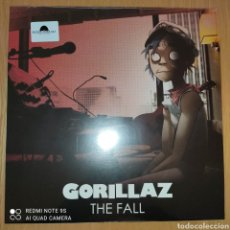 Disques de vinyle: GORILLAZ LP THE FALL (VINILO VERDE) RECORD STORE DAY 2019. Lote 245932650