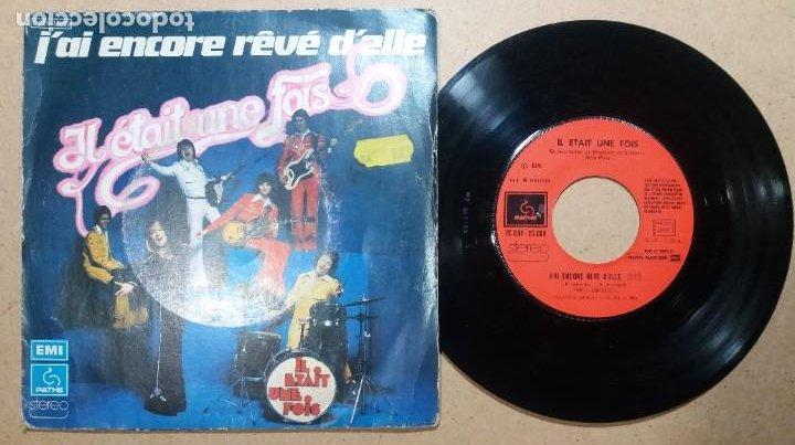IL ETAIT UNE FOIS / J'AI ENCORE REVE D'ELLE / SINGLE 7 PULGADAS (Música - Discos - Singles Vinilo - Canción Francesa e Italiana)
