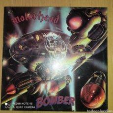 Discos de vinilo: MOTORHEAD LP BOMBER. Lote 245944820