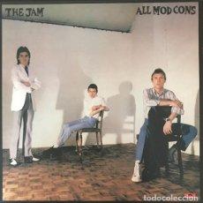 Discos de vinilo: LP THE JAM - ALL MOD CONS MODS VINILO PAUL WELLER. Lote 30246290