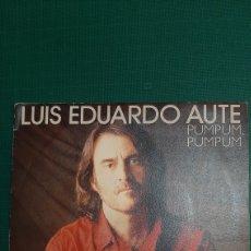 Discos de vinilo: SINGLE LUIS EDUARDO AUTE PUMPUM PUMPUM/EL SAGRADO PERFUME ARIOLA DISCOS COLISEVM. Lote 245952610