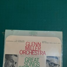 Discos de vinilo: SINGLE GLENN MILLER GRAT SONG OF THE 60 DISCOS COLISEVM. Lote 245953240