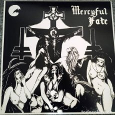 Discos de vinil: MERCYFUL FATE ‎– LIVE AT THE ELCKERLYC THEATRE AT LUTTENBERG, NETHERLANDS (JANUARY 22ND 1984) -2 LP-. Lote 245958130