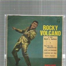 Discos de vinilo: ROCKY VOLCANO TOI TOI TOI. Lote 245960360