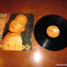 Discos de vinilo: TECHNOTRONIC FEAT REGGIE - MOVE THAT BODY - MAXI - SPAIN - MAX MUSIC - LV -. Lote 245964080