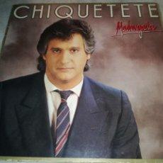 Discos de vinilo: CHIQUETETE-MADRUGADA. Lote 245968090