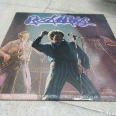 Discos de vinilo: MIGUEL RÍOS-ROCK Y RÍOS-DOBLE LP. Lote 245999900