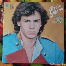 Discos de vinilo: LIQUIDACION DE LP EN PERFECTO ESTADO - PEDRO MARIN (1979-1980). Lote 246020355