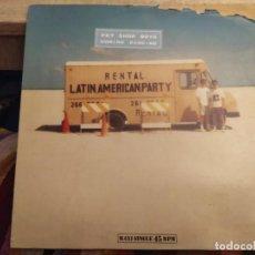Discos de vinilo: VINIL RATIN LATIN AMERICAN PARTY. Lote 246032915